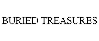 mark for BURIED TREASURES, trademark #78613431
