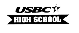 mark for USBC HIGH SCHOOL, trademark #78613756