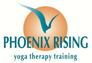 mark for PHOENIX RISING YOGA THERAPY TRAINING, trademark #78613763