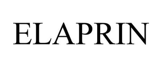 mark for ELAPRIN, trademark #78613778