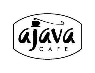 mark for AJAVA CAFE, trademark #78613790