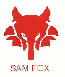 mark for SAM FOX, trademark #78614684