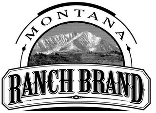 mark for MONTANA RANCH BRAND, trademark #78615242