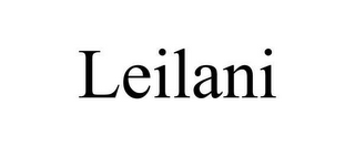 mark for LEILANI, trademark #78616024