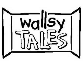 mark for WALLSY TALES, trademark #78616143