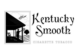 mark for KENTUCKY SMOOTH CIGARETTE TOBACCO, trademark #78616670