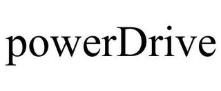 mark for POWERDRIVE, trademark #78617851