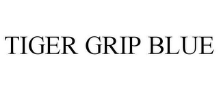 mark for TIGER GRIP BLUE, trademark #78618248