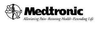 mark for MEDTRONIC ALLEVIATING PAIN RESTORING HEALTH EXTENDING LIFE, trademark #78618686