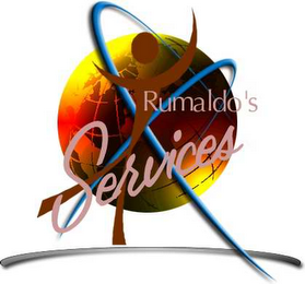 mark for RUMALDO'S SERVICES, trademark #78619285