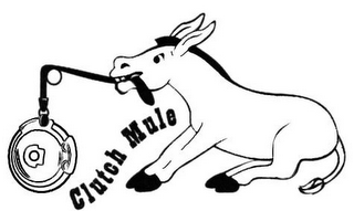 mark for CLUTCH MULE, trademark #78619423