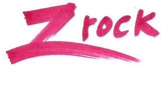 mark for ZROCK, trademark #78620010
