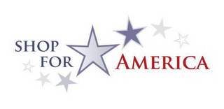 mark for SHOP FOR AMERICA, trademark #78620157