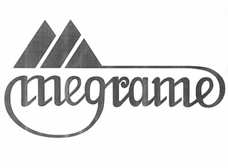 mark for MEGRAME, trademark #78620167