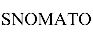 mark for SNOMATO, trademark #78620722