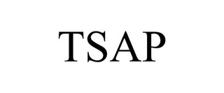 mark for TSAP, trademark #78623038