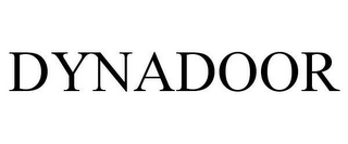 mark for DYNADOOR, trademark #78623548