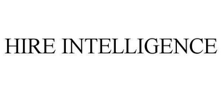 mark for HIRE INTELLIGENCE, trademark #78624692