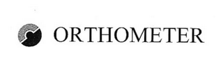 mark for ORTHOMETER, trademark #78624743