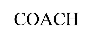mark for COACH, trademark #78626946