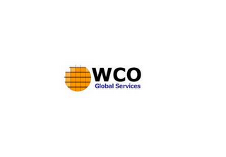 mark for WCO GLOBAL SERVICES, trademark #78628409