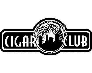mark for AKRON CIGAR CLUB, trademark #78629172