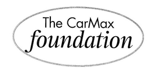 mark for THE CARMAX FOUNDATION, trademark #78629249