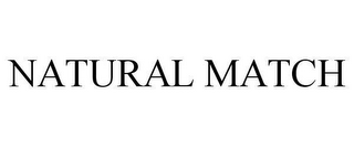 mark for NATURAL MATCH, trademark #78629912