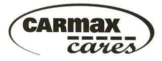 mark for CARMAX CARES, trademark #78630196
