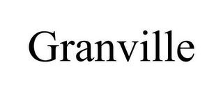 mark for GRANVILLE, trademark #78630353