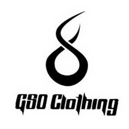 mark for GSO CLOTHING, trademark #78630529