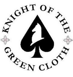 mark for KNIGHT OF THE GREEN CLOTH, trademark #78631154