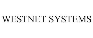 mark for WESTNET SYSTEMS, trademark #78631745