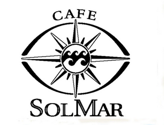 mark for CAFE SOLMAR, trademark #78631995