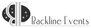mark for BE BACKLINE EVENTS, trademark #78632236