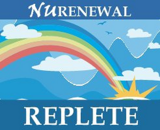 mark for NU RENEWAL REPLETE, trademark #78632245