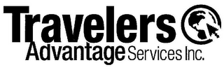 mark for TRAVELERS ADVANTAGE SERVICES INC., trademark #78633899