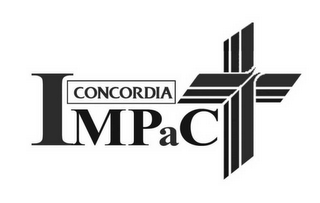 mark for CONCORDIA IMPACT, trademark #78634307