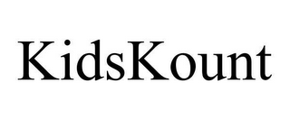 mark for KIDSKOUNT, trademark #78634636