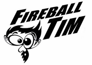 mark for FIREBALL TIM, trademark #78634958