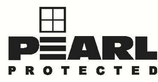 mark for PEARL PROTECTED, trademark #78635474