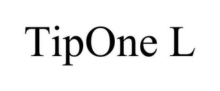 mark for TIPONE L, trademark #78636128