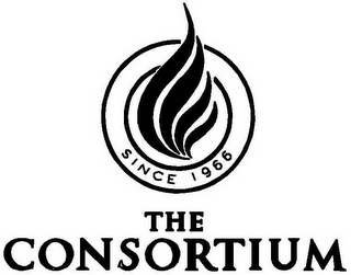 mark for THE CONSORTIUM SINCE 1966, trademark #78636224