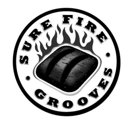 mark for SURE FIRE GROOVES, trademark #78636354