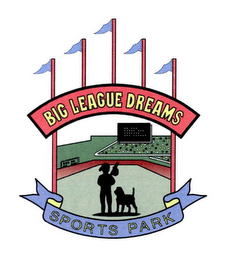 mark for BIG LEAGUE DREAMS SPORTS PARK, trademark #78636471