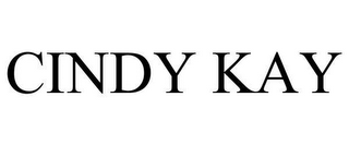 mark for CINDY KAY, trademark #78638004