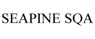 mark for SEAPINE SQA, trademark #78638239