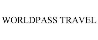 mark for WORLDPASS TRAVEL, trademark #78638445