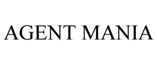 mark for AGENT MANIA, trademark #78638572