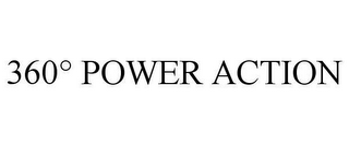 mark for 360° POWER ACTION, trademark #78639130